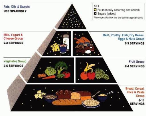 piramide nutricional 1992