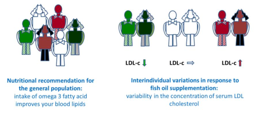 nutrigenética y LDL